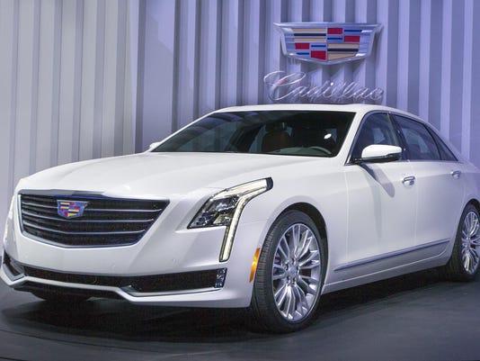 DFP Cadillac will im