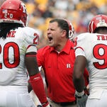 Former Rutgers coach Greg Schiano is among the most-named candidates for his old job.