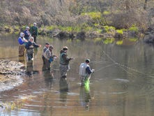 Outdoors: Trout opener's cast of thousands