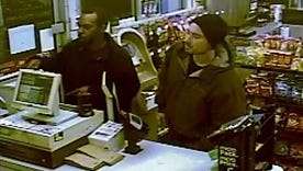 The Lafayette Parish Sheriff's Office seeks the identities of these two men suspected in the theft and use of a stolen credit card.