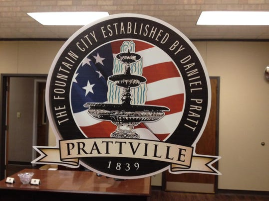 Prattville city seal