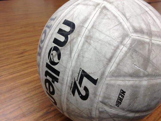 VOLLEYBALL-Ball