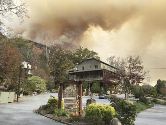 Southern Wildfires Tourism