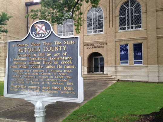 Autauga courthouse