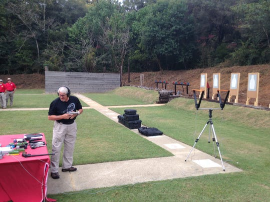 Range shoot