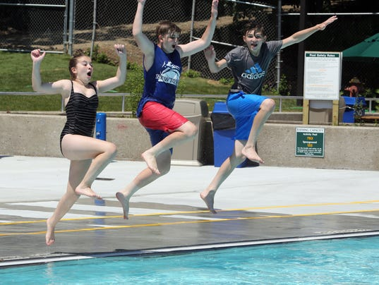Sprain Ridge Pool