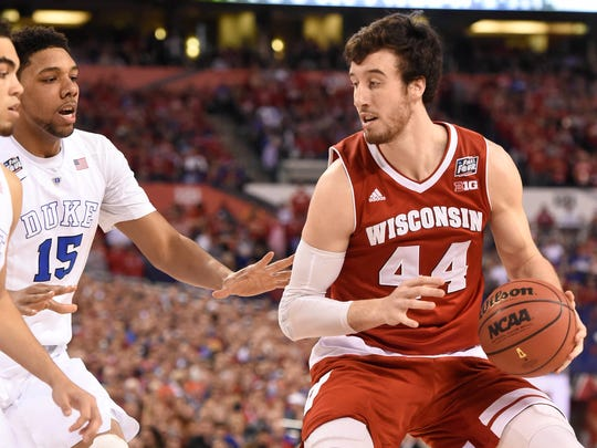 Fans around here are familiar with Frank Kaminsky's body of work.