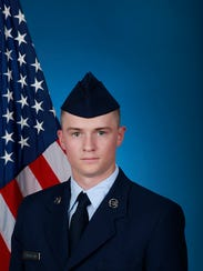 U.S. Air Force Airman Daniel A. Strickland
