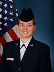 Airman First Class Emily C. Petersen