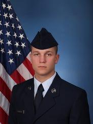U.S. Air Force National Guard Airman 1st Class Thomas