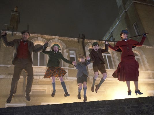 Film Review - Mary Poppins Returns (2)