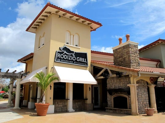 Rodizio Grill, a Brazilian steakhouse chain, opened April 8, 2016, at Coconut Point in Estero. (Tim Aten/Naples Daily News)