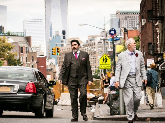 "John Lithgow and Alfred Molina star in ""Love is Strange,"""