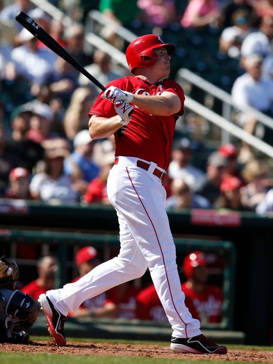 MLB: Seattle Mariners at Cincinnati Reds