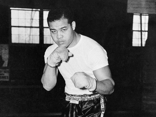 "His impact didn't stop in the ring, where ""the Brown Bomber"" quickly captured the world heavyweight championship and defended it for 12 years."