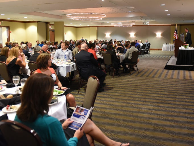 The Licking County Chamber of Commerce celebrated its13th