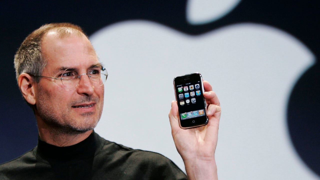 Quiz: How well do you remember the first iPhone?