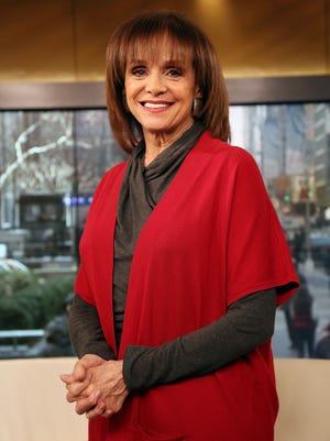 Valerie Harper on April 17, 2014 in New York City.