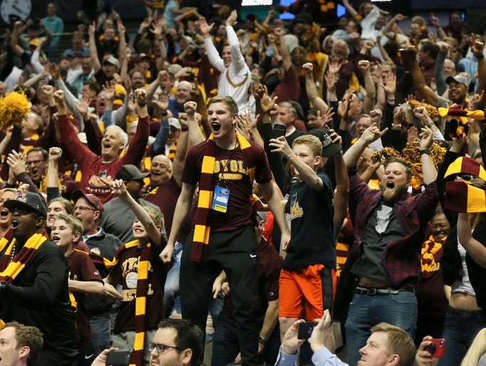 Loyola Chicago: Sister Jean and the Ramblers' NCAA ...