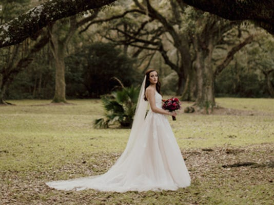 Weddings: Johnae Jefcoat & Dylan Broussard
