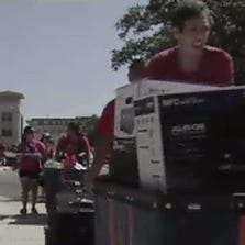 Students are moving back into UTSA campus this week.