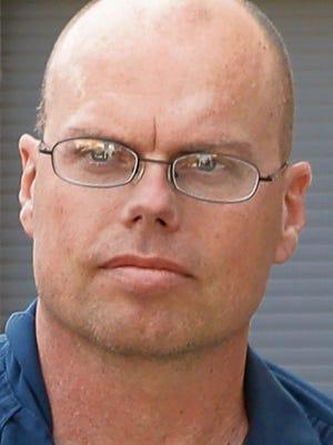 Former Sgt. 1st Class Michael Hall Jr.