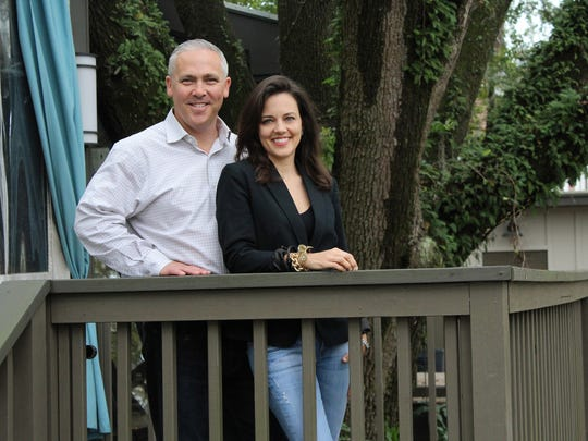 Joe and Mandy Lemons, a married couple with five children, are opening a new restaurant called Table 23 where the former Front Porch was located