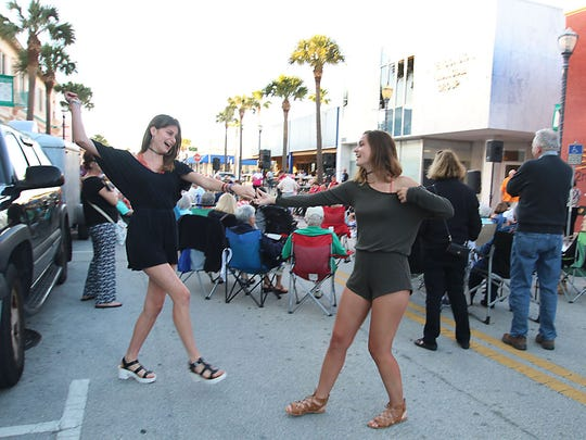 Jazz Week with the Fort Pierce Jazz & Blues Society kicks off this weekend along the downtown waterfront in front of the library.