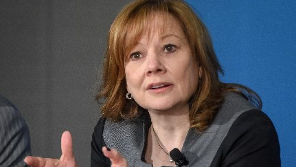 Barra Reaffirms Gm Commitment To New Mobility Ventures