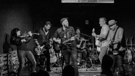 Narrows Center for the Arts will feature Colby James and The Ramblers free on Friday, Nov. 13, at 8 p.m. on its YouTube channel.