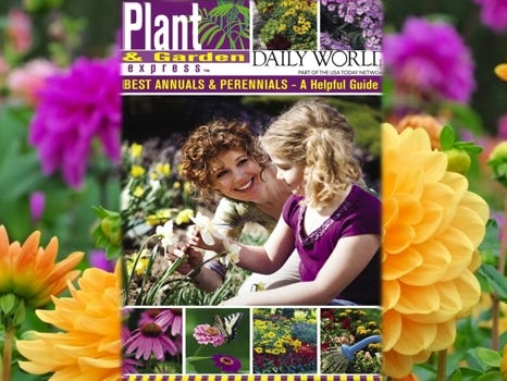 "Daily World Insiders receive a free download of  ""Plants and Garden Express"" this month."