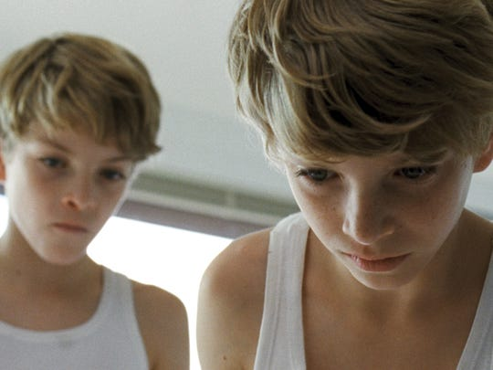 Lukas and Elias Schwarz star as twins who face a mother