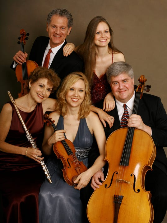 American chamber players come to louisville for American chambre