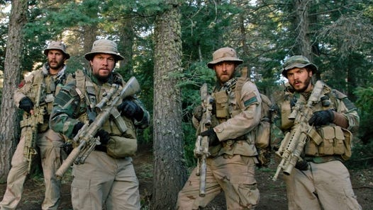 """Lone Survivor"" was alone at the top of the box office in its opening weekend."