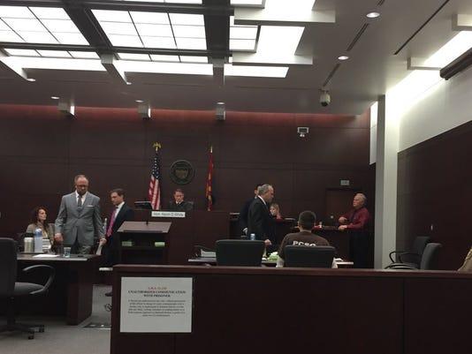 Tyler Kost sentencing