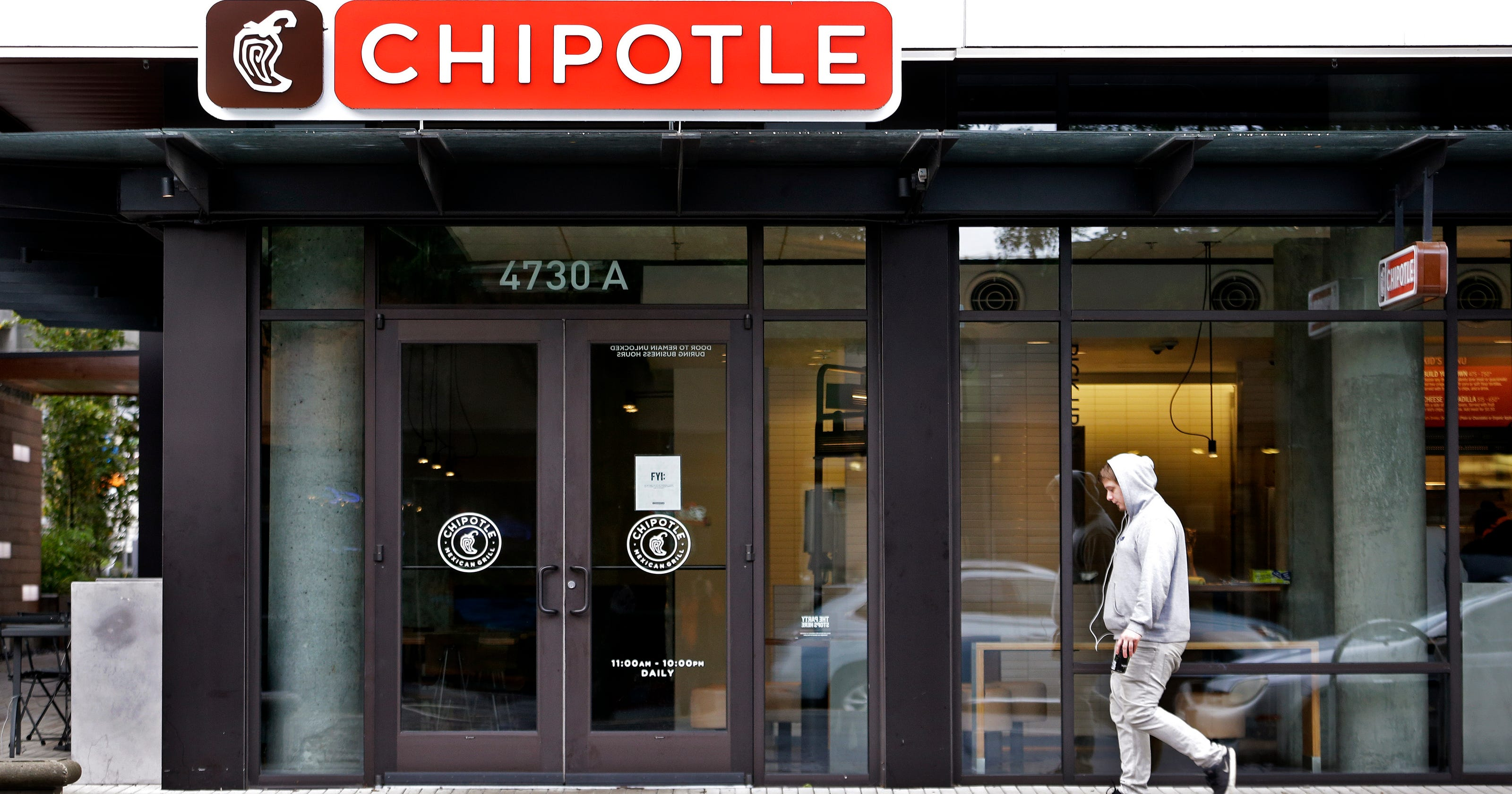 More legal trouble for Chipotle
