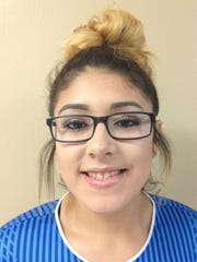 Lake View volleyball, Gabriella Ramirez, Sr.