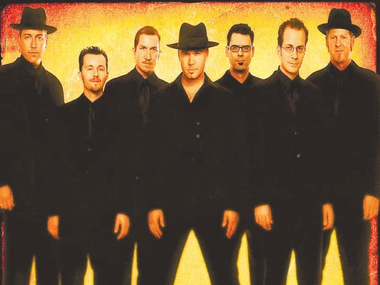 Big Bad Voodoo Daddy performs Friday night at the House of Independents in Asbury Park.