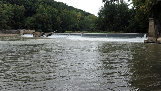 Damien Brown, a 22-year-old Coshocton man, was rescued Saturday from the Walhonding River, according to Coshocton County Sheriff Tim Rodgers. Brown was pulled from the river near the Mowhawk Dam after an extensive search by sheriff deputies and fire rescue personnel.