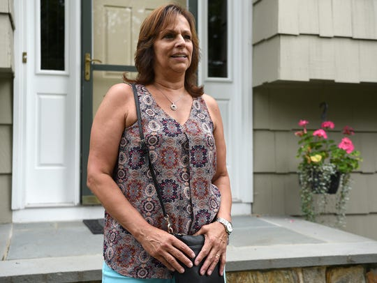 Janis Murphy, a longtime neighbor of World Series of