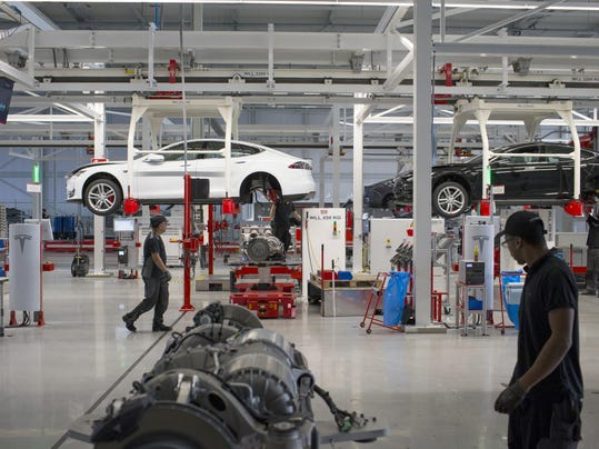 Tesla Job Openings Underpin Quest To Become Profitable