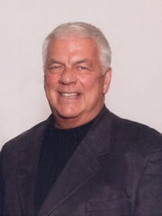 Daryl Sanders was drafted No. 12 overall by the Lions in 1963.