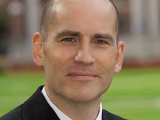 Dr. Feser Head Shot