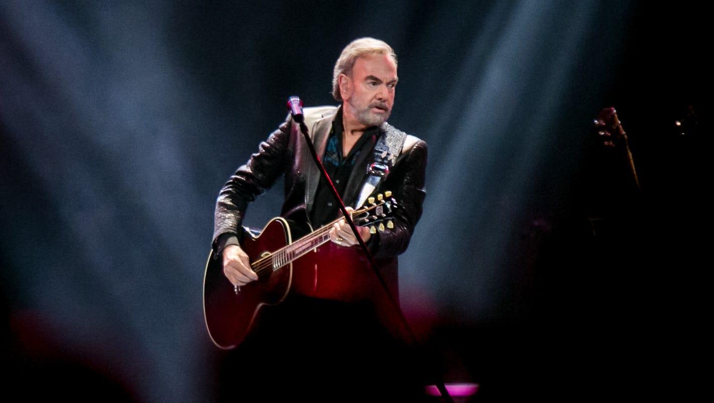 Neil Diamond New Tour