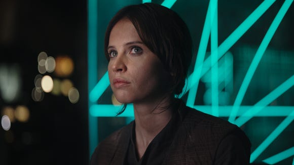 Meet Jyn Erso, aka our new favorite action figure.