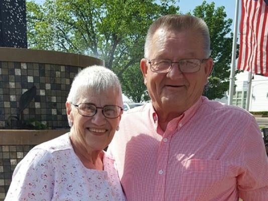 Anniversaries: James Waisanen & Lura Waisanen