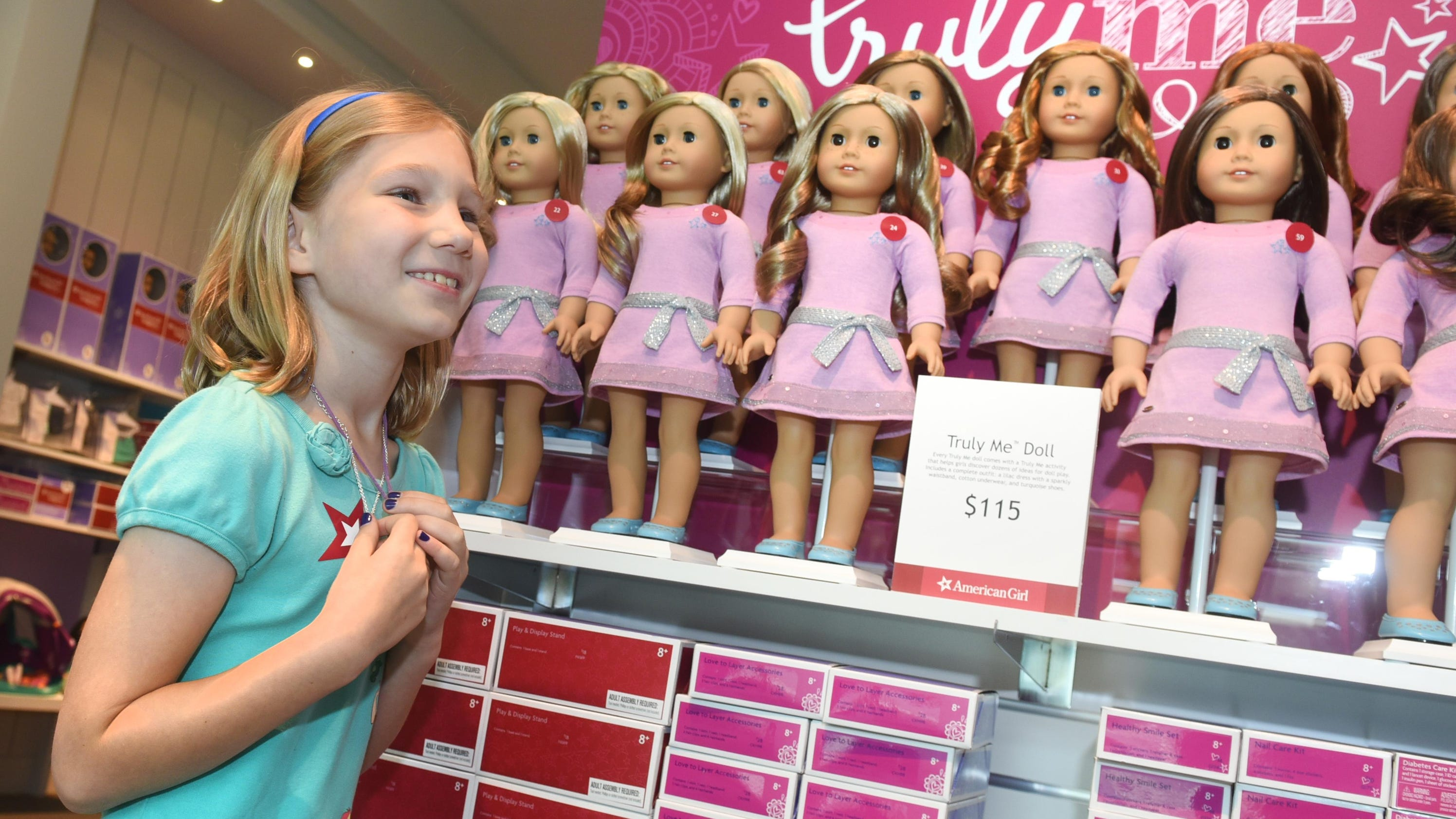 American Girl Doll Store Clothes