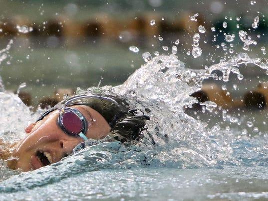 Woodland Confeence Swim-13