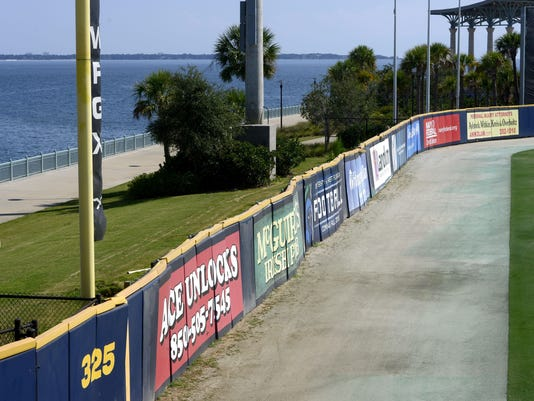 Blue Wahoos Stadium left outfield wall to be moved for UWF football