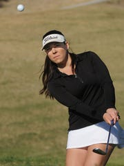 Toni Sottile and the Westlake High girls golf team remained unbeaten with a win over Oaks Christian on Tuesday.
